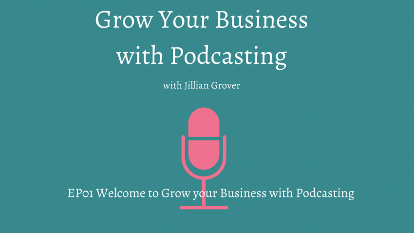 Welcome to Grow Your Business with Podcasting